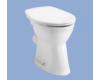 ALFÖLDI 4030 Bázis laposöblítésű hátsó kifolyású WC, fehér